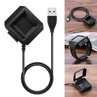Usb Charger Cradle Dock Data Sync Charging Cable For Fitbit Ionic Smart Watch