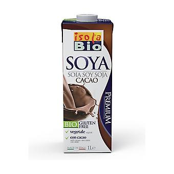 Organic Soy and Chocolate Drink 1 L