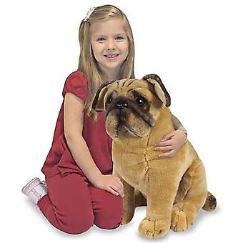 Melissa & Doug Plys Pug hund