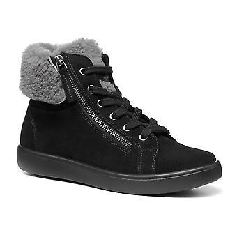 Hotter Women's Harper Slim Lace Up Hightop Zapatos