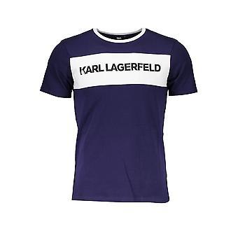 KARL LAGERFELD BEACHWEAR T-shirt Short sleeves Men KL18TS02