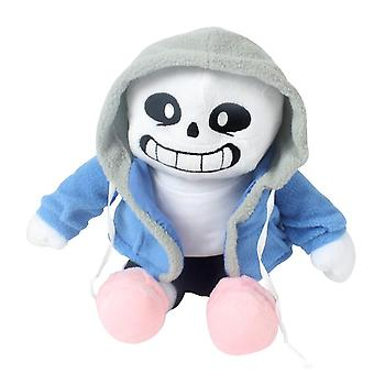25-30cm Kids Toy Game Undertale Sans Plush St Uffed Doll For Christmas Brithday Thanksgiving Gifts