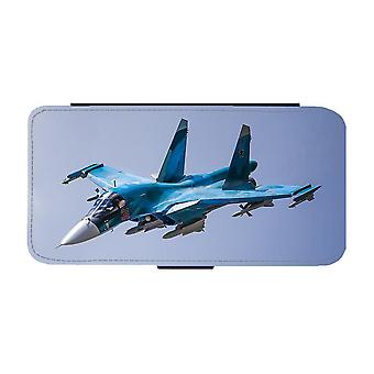 Sukhoi Su-34 Bomber and Fighter iPhone 12 Mini Wallet Case
