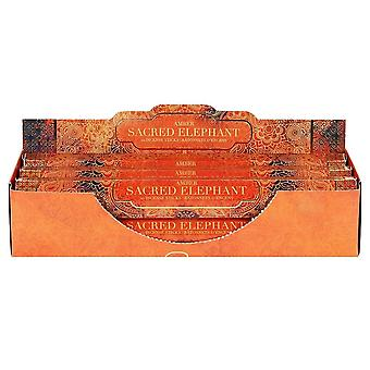 Something Different Amber Incense Stick (Pack of 6)