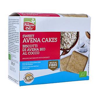 MAKEAT AVENA-KAKUT - BISCOTTI DI AVENA AL COCCO 250 g