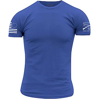 Grunt Style Basic Crew T-Shirt - Royal