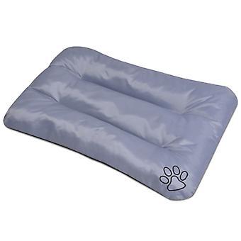 الكلب السرير حجم L غراي