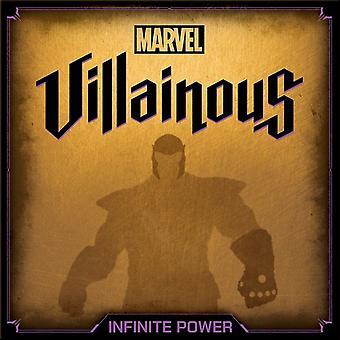 Marvel Villainous Infinite Power Board Game