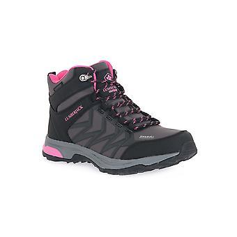 Lumberjack brown hiking boot sneakers fashion