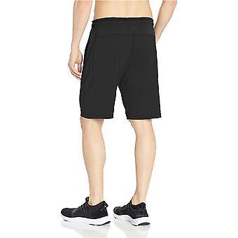 Essentials Men's Tech Stretch Training Short, Black,, Black, Size X-Large