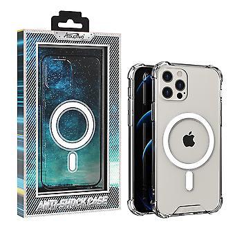 iPhone 12 y 12 Pro Case MagSafe y Anti Shock