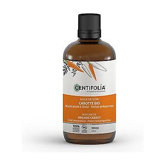 Organic carrot care oil 100 ml