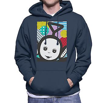 Teletubbies Tinky Winky The First Teletubby Men's Hooded Sweatshirt