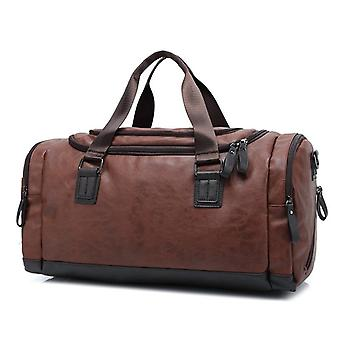 Travel Duffel Bag, Pu Leather Handbags