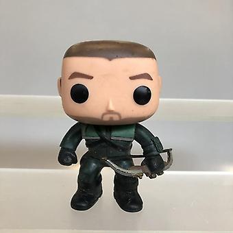 Arrow - Oliver Queen Green Arrow Acțiune Figura de colectie Model Loose Jucărie