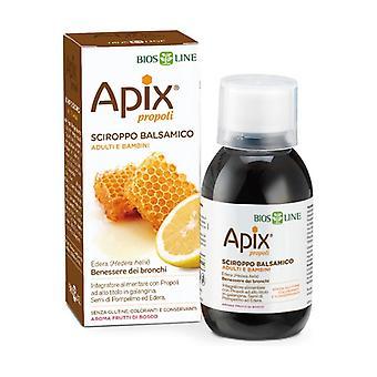 Apix Propoli Balsamic syrup 150 ml (Wild berries)