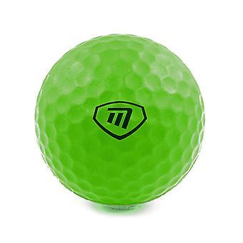 Masters Lite Flite Foam Practice Golf Balls (Pack of 6)