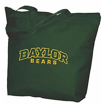 Baylor Bears NCAA Zipper Tote Bag