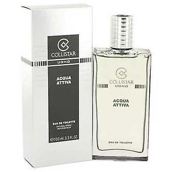 Collistar Aqua Attiva By Collistar Eau De Toilette Spray 3.4 Oz (men) V728-517049