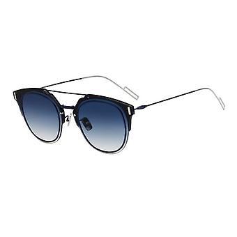 Dior Composit 1.0 ECJ/84 Черно-палладий/Синий Градиент Солнцезащитные очки