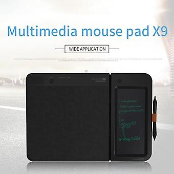 Lcd Writing Tablet With Mouse Pad And Bluetooth Speaker