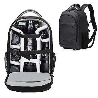 Camera backpack abonnyc waterproof camera bag for sony canon nikon olympus slr/dslr camera bag, lens wof57065