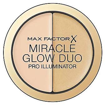 Max Factor Valaisin Miracle Glow Duo 10 Valo 11 gr