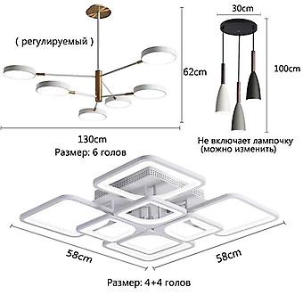 Ceiling Led Lights For Room, Modern Lamp For Kitchen, Room Diningroom
