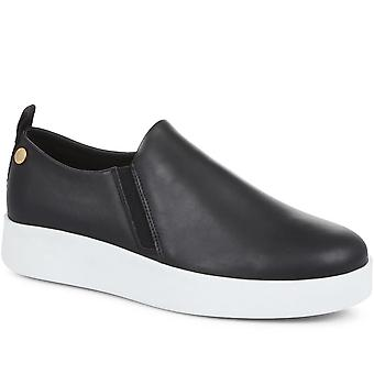 Barbour Womens Stella Slip-On Trainers