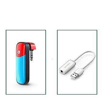 Audio Adapter Bluetooth 5.0 Transmitter