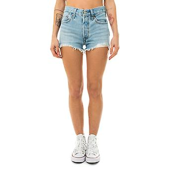Shorts donna levi's 501 original short 56327-0086