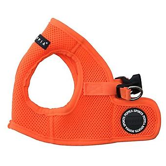 Puppia Neon Soft Vest Orange (Dogs , Collars, Leads and Harnesses , Harnesses)