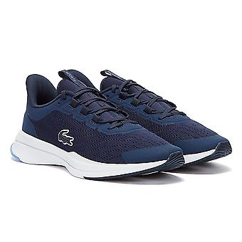 Lacoste Run Spin 0721 1 Mens Navy / Blue Trainers