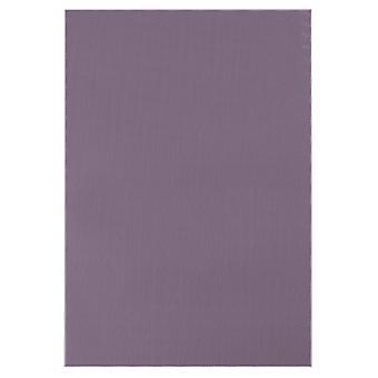 platzdeckchen 43 x 30 cm Schaumstoff violett