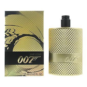 James Bond 007 Edition Gold Eau de Toilette 125ml Spray