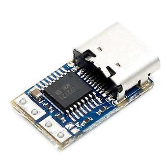 Modulo di esca type-c per dc dc cavo di estensione trigger Qc4 Caricabatterie 20v