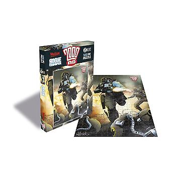 2000AD - ROGUE TROOPER (500 piece jigsaw puzzle)