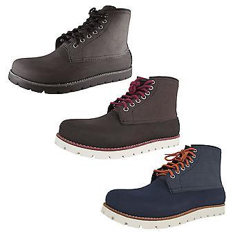 Crocs Mens Cobbler 2.0 Lace Up Schoen schoenen