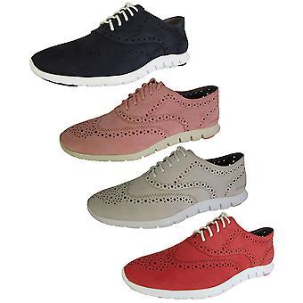 Cole Haan Mujer ZeroGrand Wingtip Oxford Sneaker Zapato