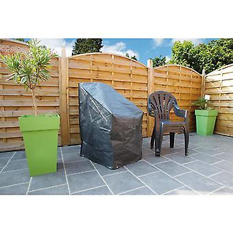 Natuurtuinmeubelenhoes voor stoelen 110x68x68 cm
