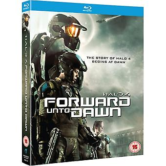 Halo 4 Forward Unto Dawn Blu-ray