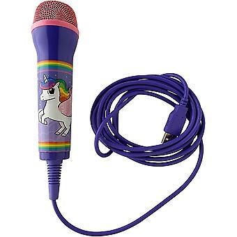 Unicorn Friends Microphone USB universel