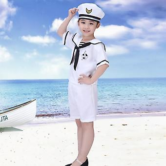 Valkoiset univormut Performance Vaatteet