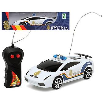 Remote-Controlled Car Police officer 118498
