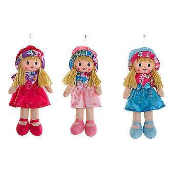 Rag Doll DKD Home Decor (3 pcs) (23 x 9 x 40 cm)