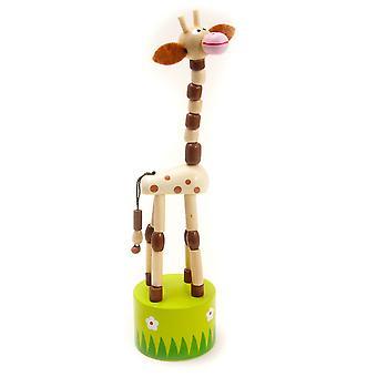 Fun Giraffe Push Up Toy - Cracker Filler Gift
