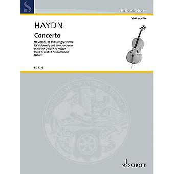 Haydn : Concerto D Major Hob. Viib:4 Cello