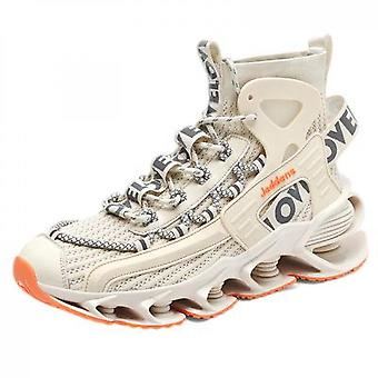 Aj Air Force One High Top Baloncesto Sneakers Transpirables Hombre