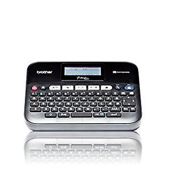 بطاقة التعريف الإلكترونية مع لوحة المفاتيح والكمبيوتر اتصال الأخ FIMITE0159 PTD450VPUR1 Qwerty (65) الصمام 6 × AA (LR6/HR6)