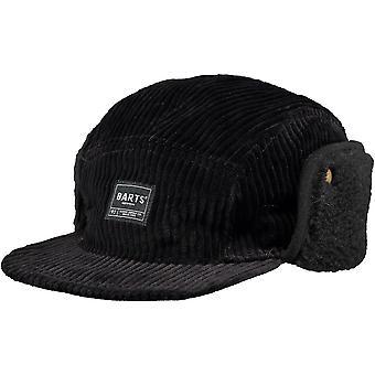 Barts Mens Rayner Wool Blend Mjuk Teddy Baseball Cap Hatt